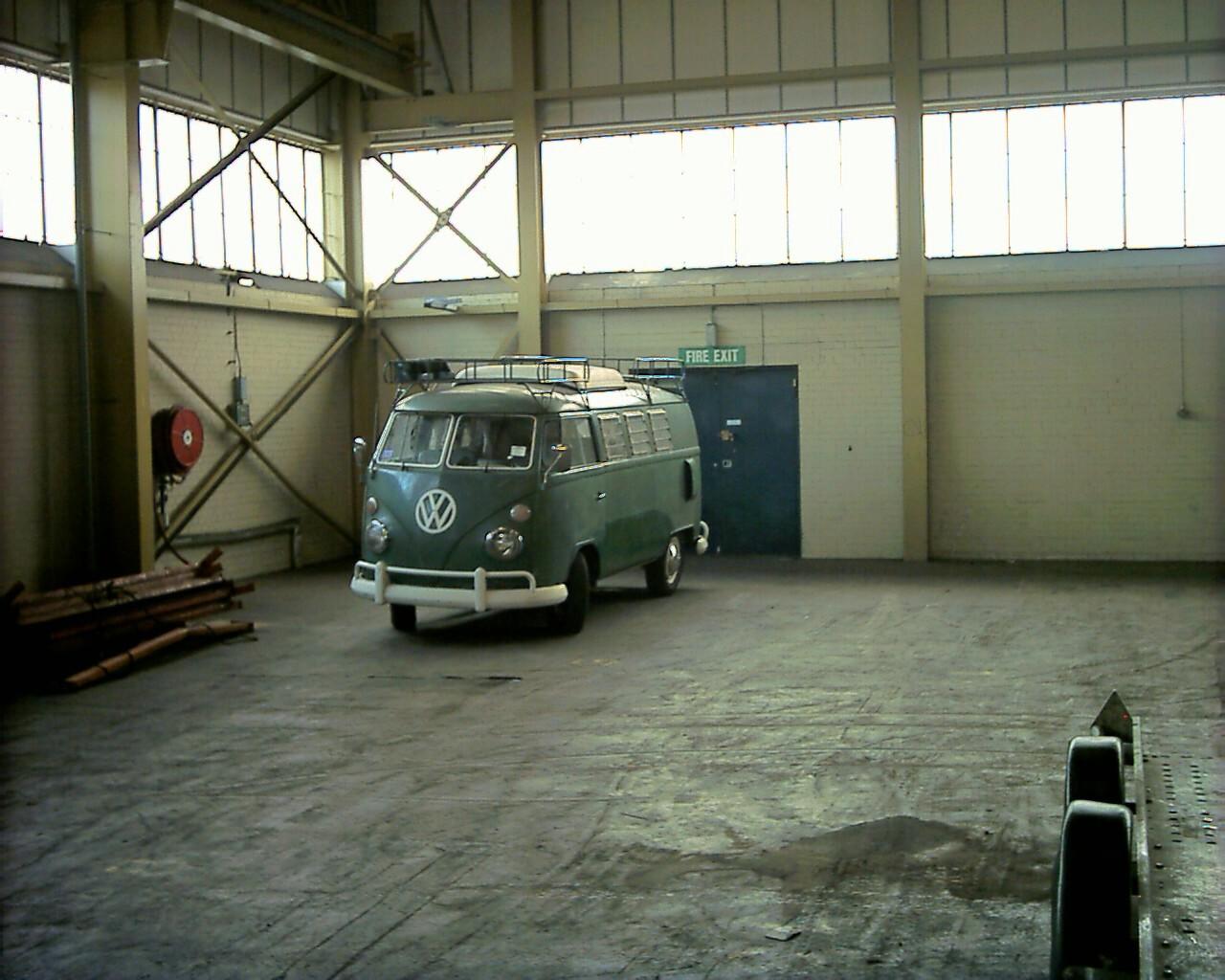 SO42 shipping yard
