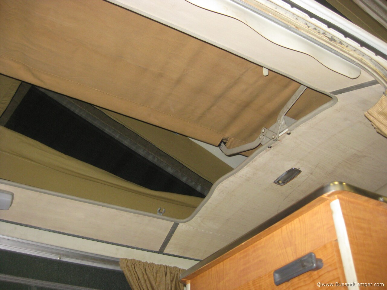 Westfalia roof hammock Bay