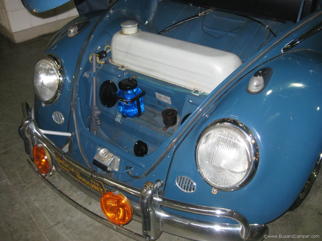 gulf blue front area