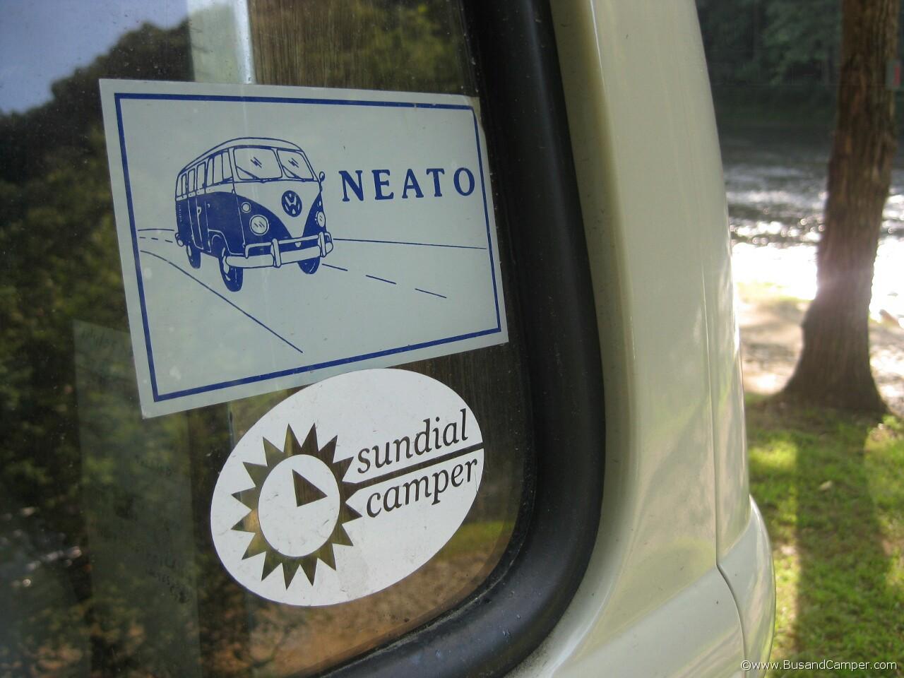 NEATO sticker 38