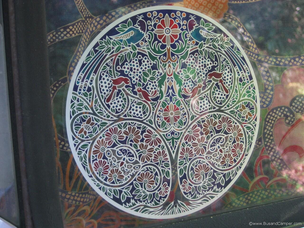 Tree of Peace sticker 33