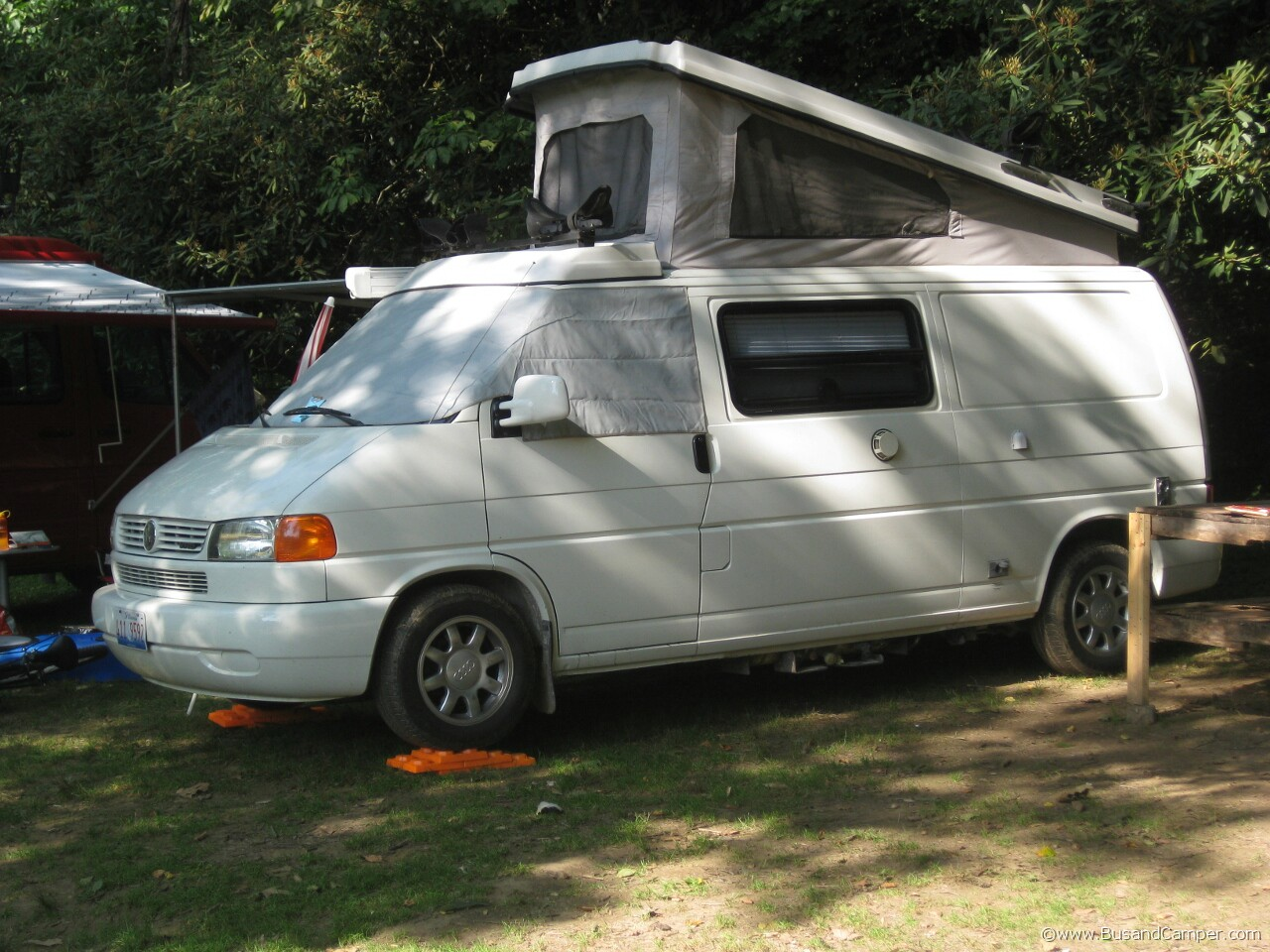 Winnebago vw Camper