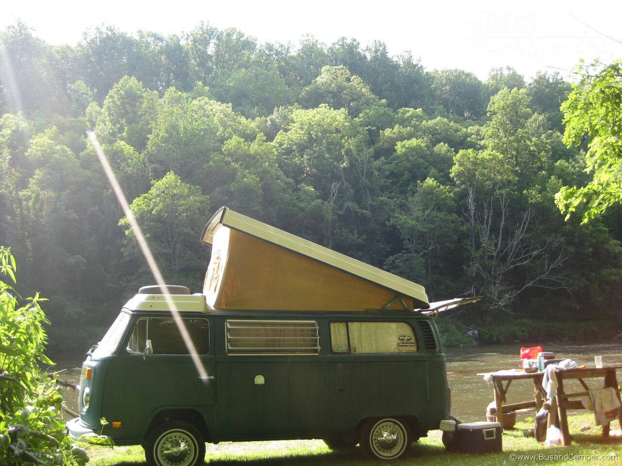 Westfalia cover shot