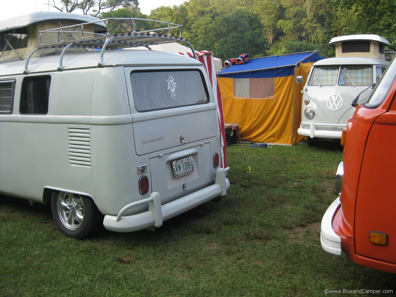Pearl white so42 and westy roof rack