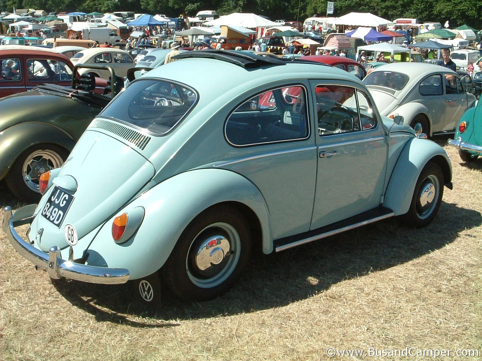 Light Blue Beetle