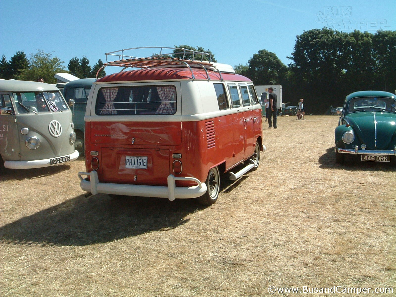 Camper SO42 rear